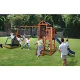 Jump N Swing 6-Leg Swing Set--Toys & Games-Outdoor Play-Outdoor Playsets & Accessories