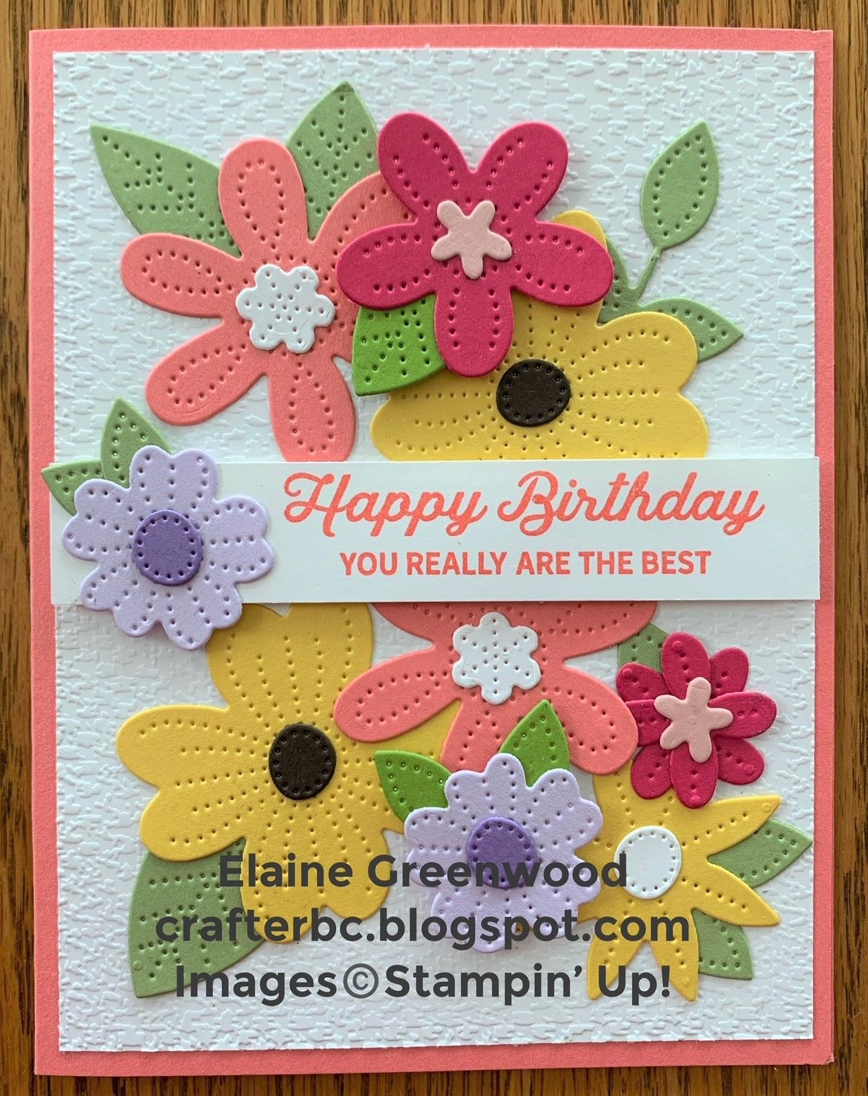 In Bloom Bundle - Stampin' Up!