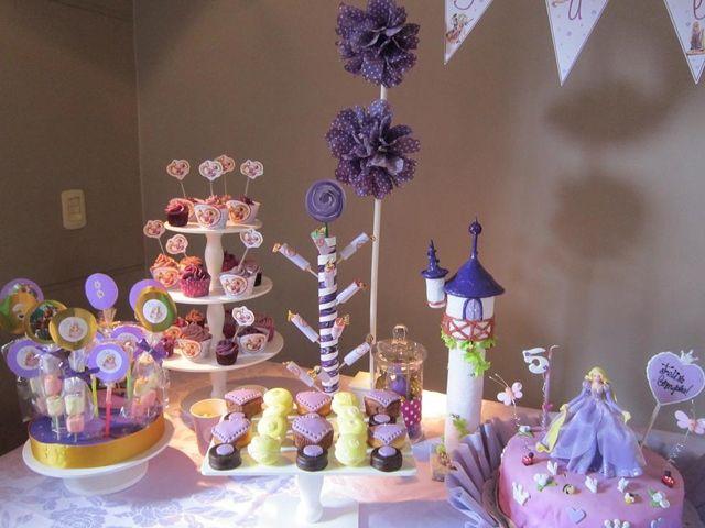 Homekids soluci n en fiestas infantiles mesas dulces - Mesa dulce infantil ...