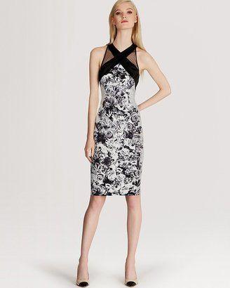 POPSUGAR Shopping: Karen Millen Print Dress - Dot Floral