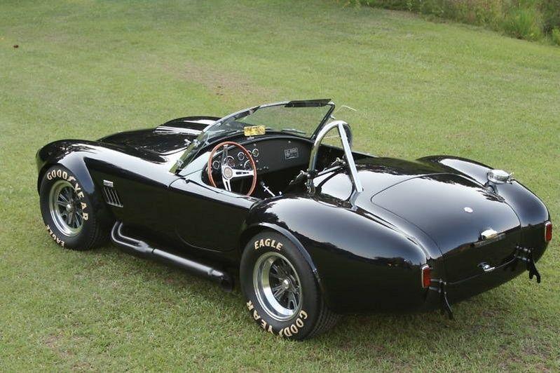 Black Ac Cobra 1965 Shelby Cobra Shelby Cobra Shelby Cobra 427