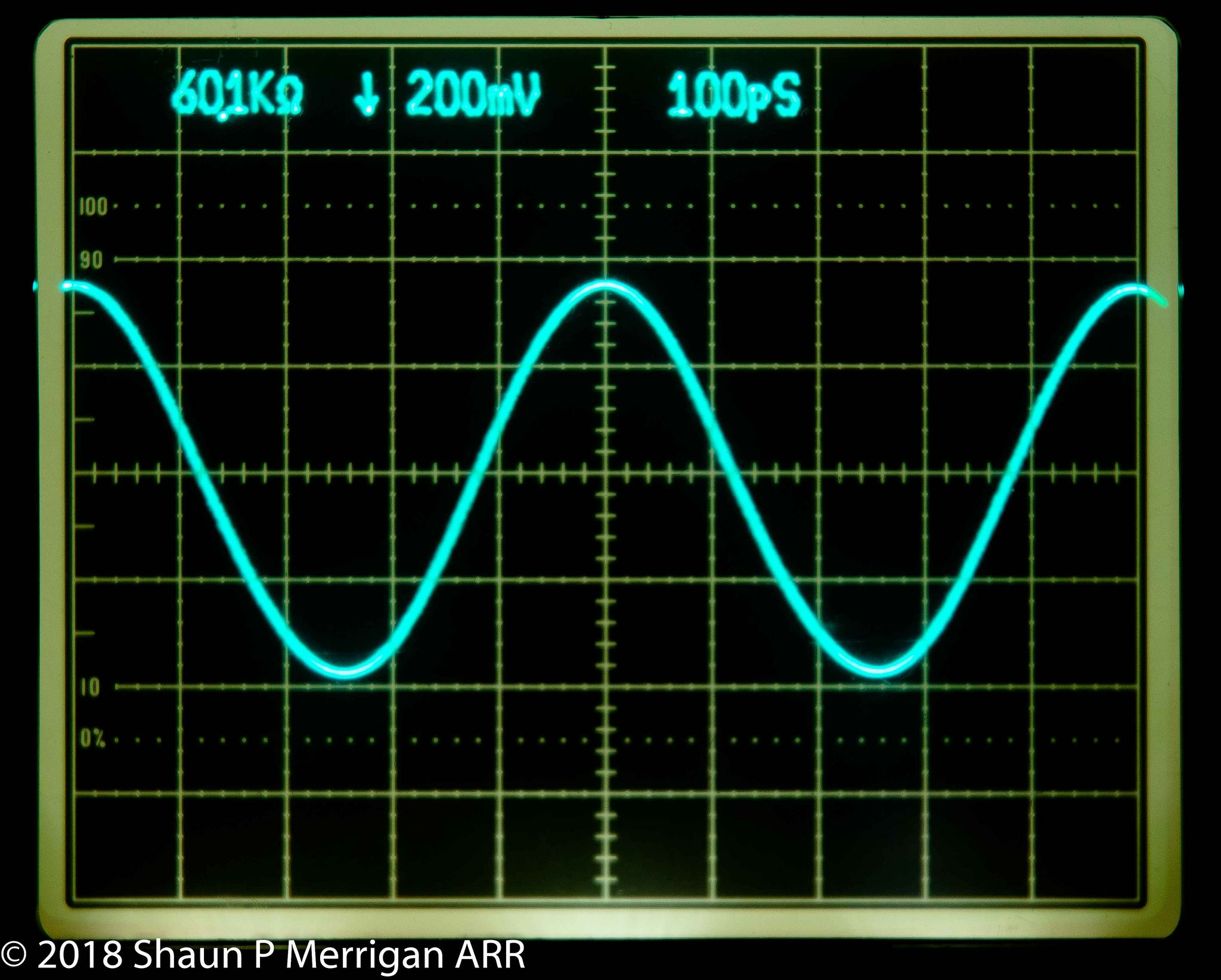 2 Ghz Sine Wave 9 Sine Wave Sines Waves