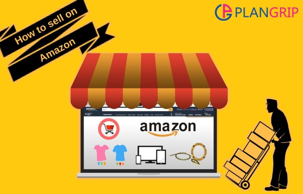 How To Become An Amazon Seller Complete Guide Solution Things To Sell Amazon Seller How To Become