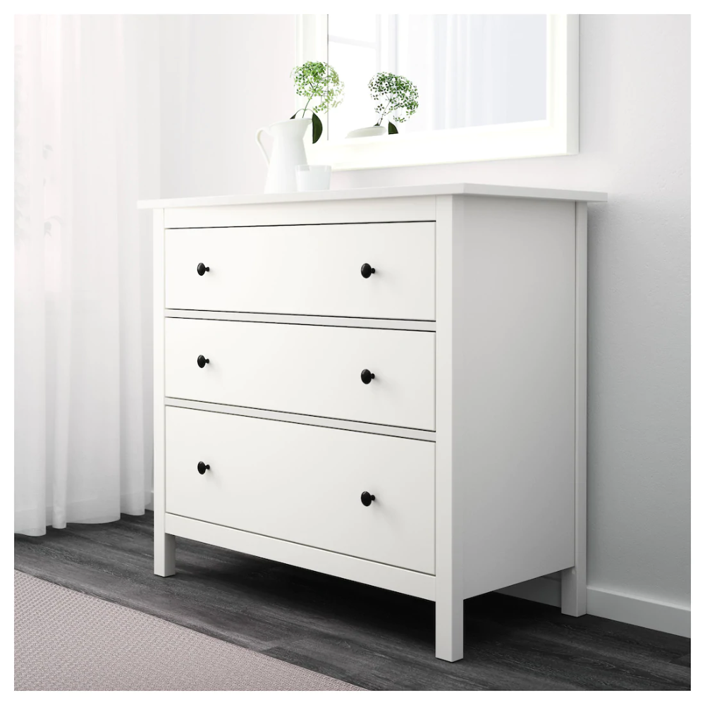 ikea hemnes 8 drawer dresser for sale