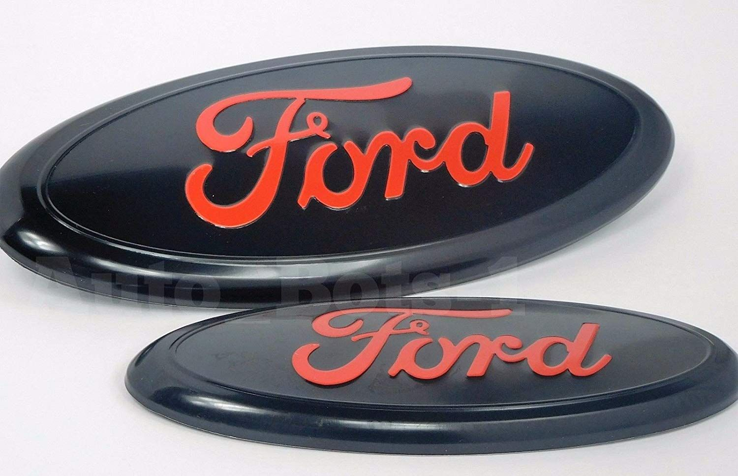 7// 9/'/' Inch for FORD F150 Front Grille Tailgate Emblem Oval Badge Nameplate New
