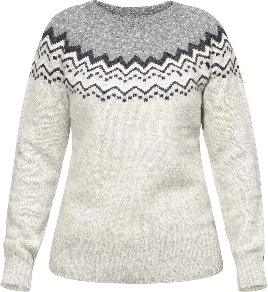 Damen Bergtagen Woolmesh Sweater
