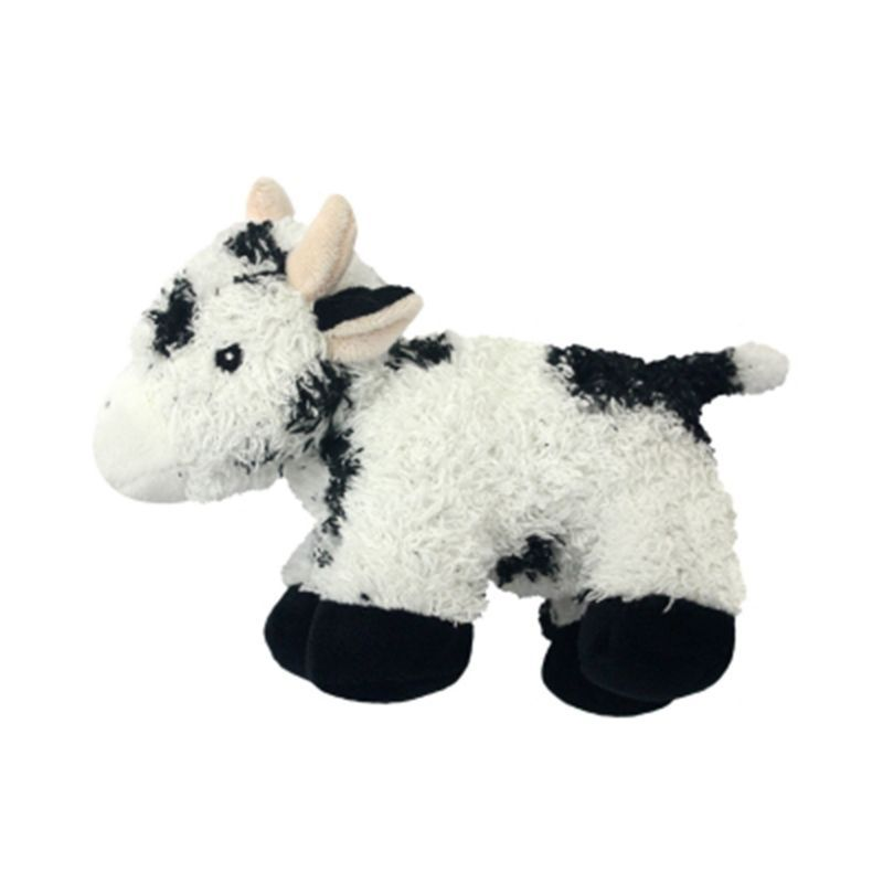 Info's : Multipet Look Who''s Talking Dog Toy Cow           - Statelinetack.com