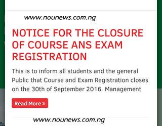 Official Noun News Desk Noun Have Release A Date For Closure Of