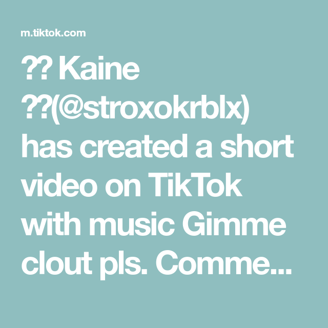 Kaine Stroxokrblx Has Created A Short Video On Tiktok With Music Gimme Clout Pls Bts Aesthetic Pictures Simple Cartoon Cute Wallpaper Backgrounds