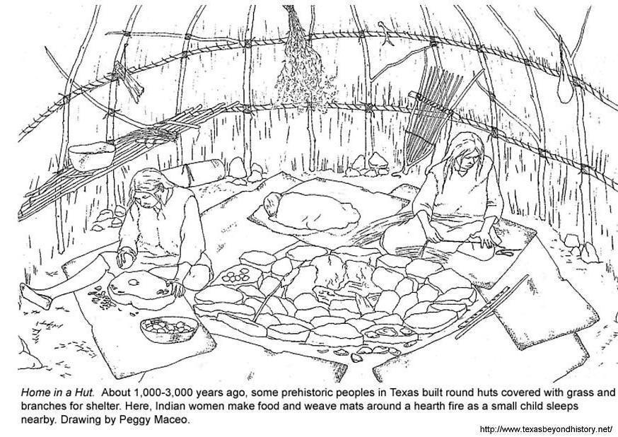 Bildergebnis Fur Ausmalbild Steinzeit Steinzeit