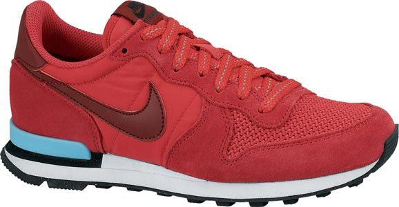 nike internationalist rood