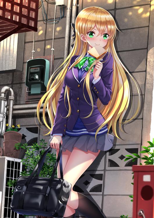 Tendou Karen Gamers Anime Wallpapers Pinterest Anime