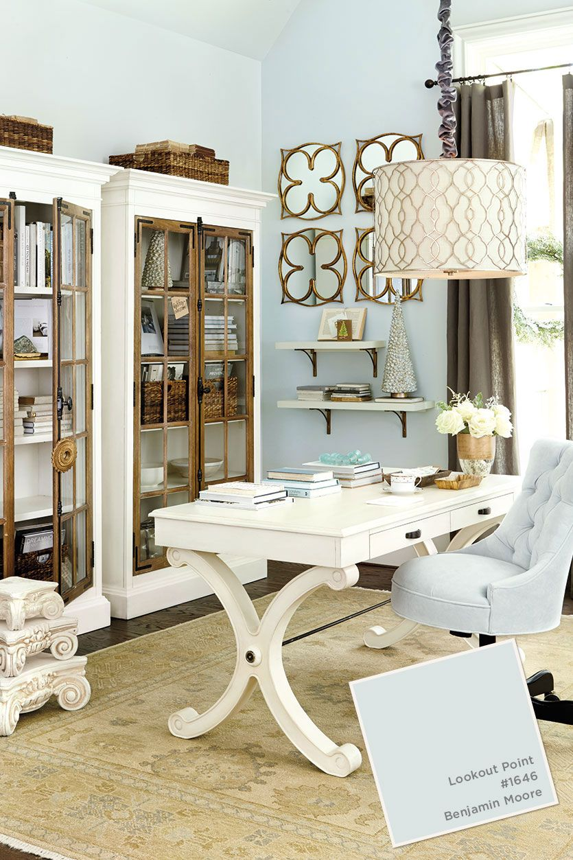 paint colors from oct dec 2015 ballard designs catalog on color ideas for home office id=84857