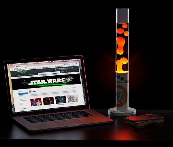 Star Wars Lava Lamp Star Wars Bb8 Motion Lamp  Bb