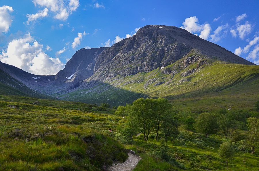 The North Face of Ben Nevis and the Allt a' Mhuillin | Ben ...