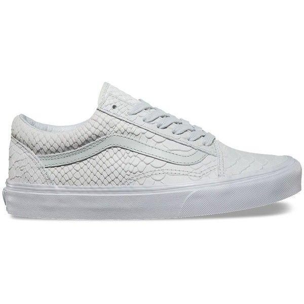 U OLD SKOOL DX MONO PYTHON D - FOOTWEAR - Low-tops & sneakers Vans a6nfdKV