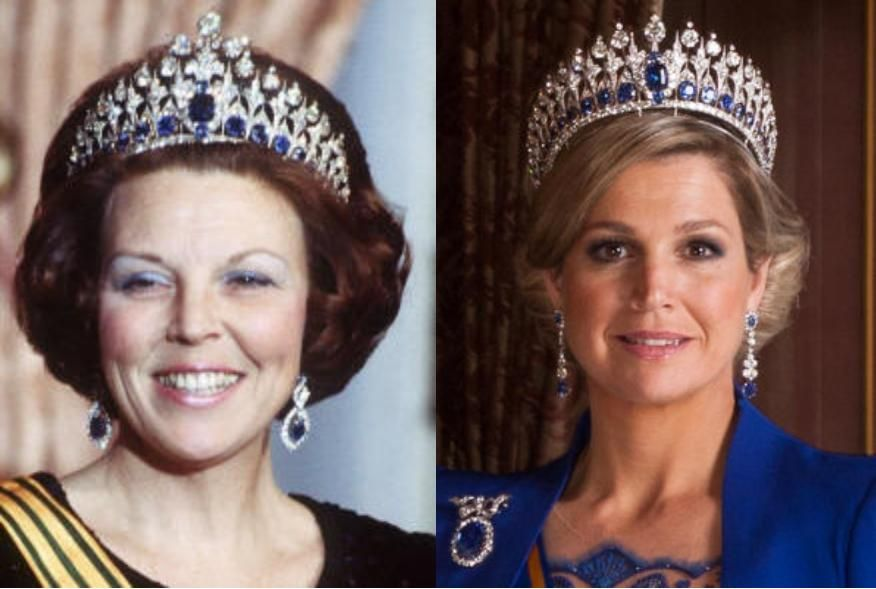 The 10 Most Amazing Royal Sapphire Tiaras Of All Time ...