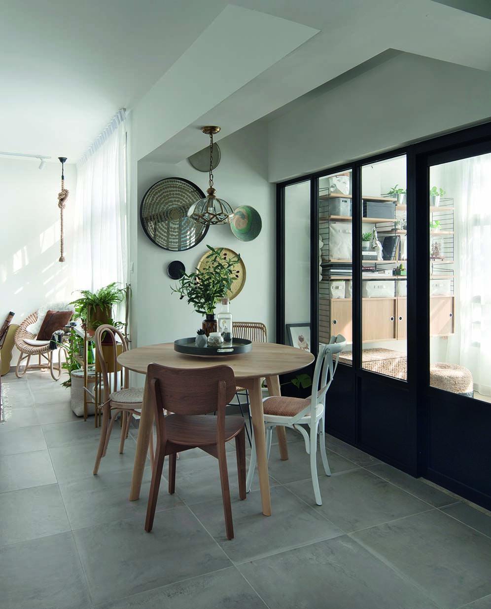 Three Room Hdb Apartment Design Fuse Concept Apartment Design