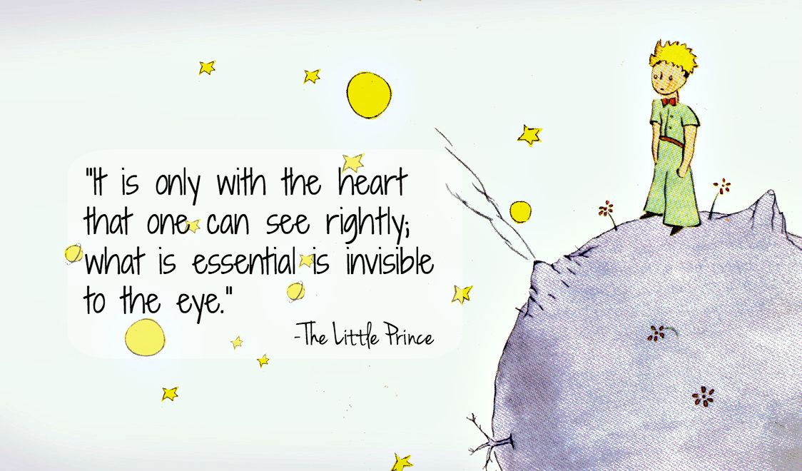 8 Thought Provoking Quotes From The Author Of The Little Prince Intellectual Takeout Little Prince Quotes Prince Quotes Little Prince Quotes Rose