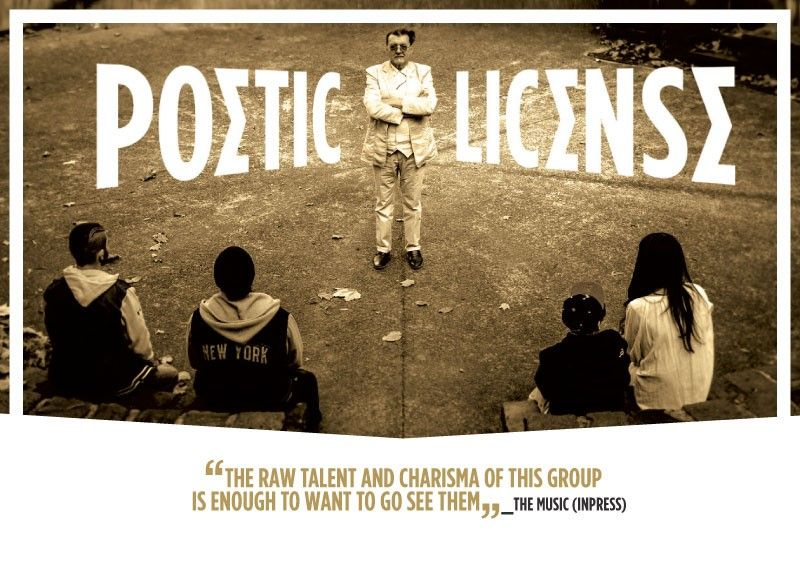 2,500 years ago Slam Poetry was born: Previewing Poetic License by Outer Urban Projects