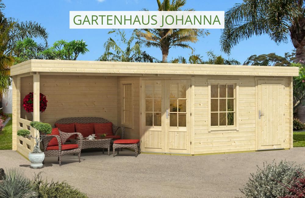 Gartenhaus Modell Johanna Home and garden, Back garden