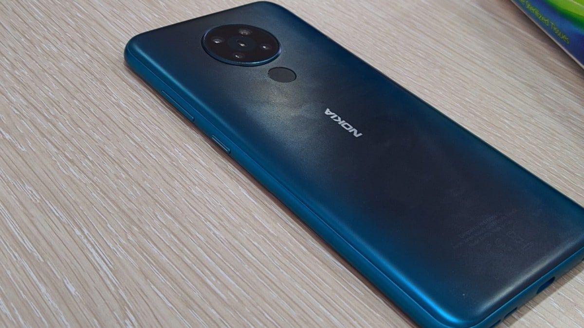 Nokia 5.3 Alleged Live Photo Shows Quad Cameras