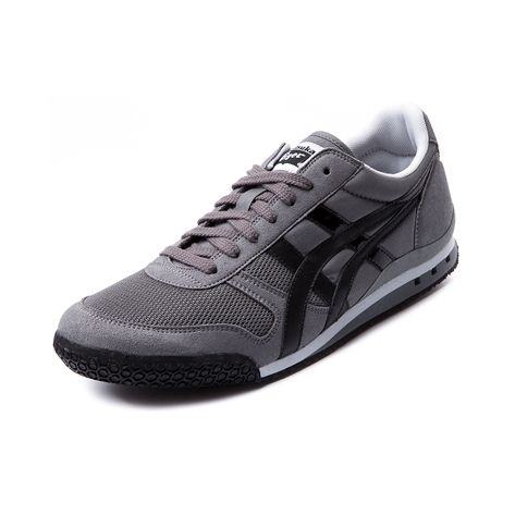 pretty nice 4e8a8 110cc Shop for Mens Onitsuka Tiger Ultimate 81 Athletic Shoe in Charcoal Black at  Journeys Shoes. Shop today for the hottest brands in mens shoes and womens  shoes ...