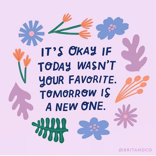 Tomorrow Is A New Day A Fresh Start New Day Quotes Tomorrow Is A New Day Positive Quotes