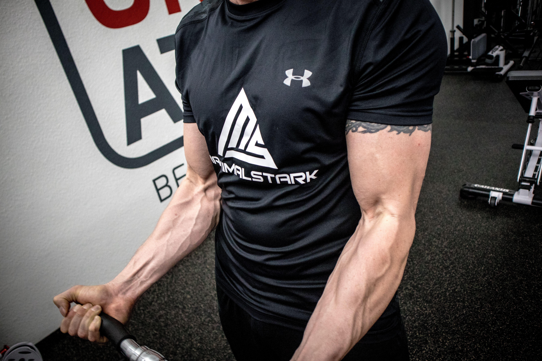 Das Oberarm Training für Männer: Bizeps-Training & Trizeps