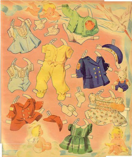 Angel Babies - DollsDoOldDays - Picasa-Webalben