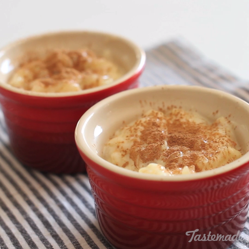 How to make Rice Pudding.