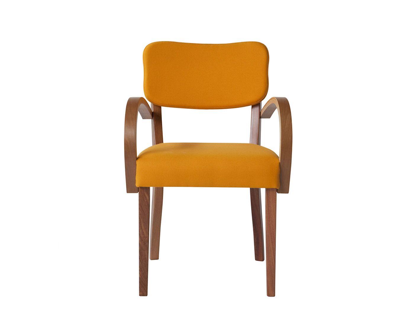 Cadeira Donna com Braços | Fernando Jaeger Atelier #design #brasileiro #móvel #madeira #decoração #fernandojaegerdesign