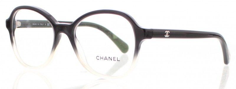 fa65a68dbdabc1 Lunette de vue CHANEL CH3340 1557 femme - prix 216€ - KelOptic ...