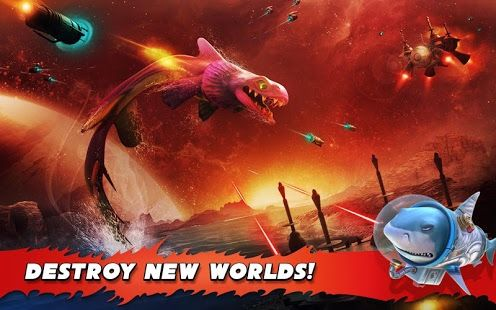 Hungry Shark Evolution MOD APK [Unlimited Money+Gems] Free