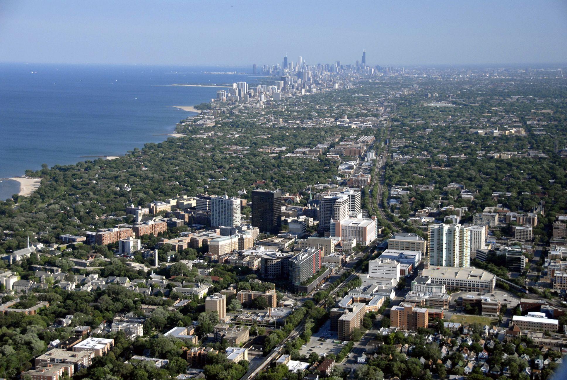 Evanston and Chicago uncredited Evanston IL
