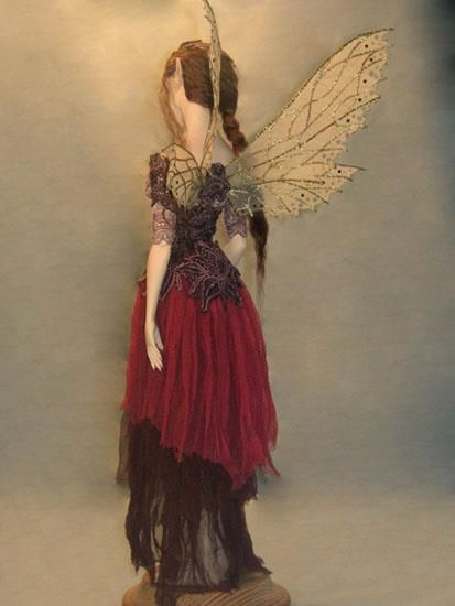 Layering.  Wonder how the wings attach.