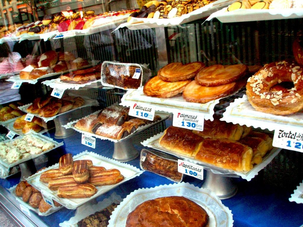 Where to Eat Breakfast, Lunch and Dinner in Madrid ~ An