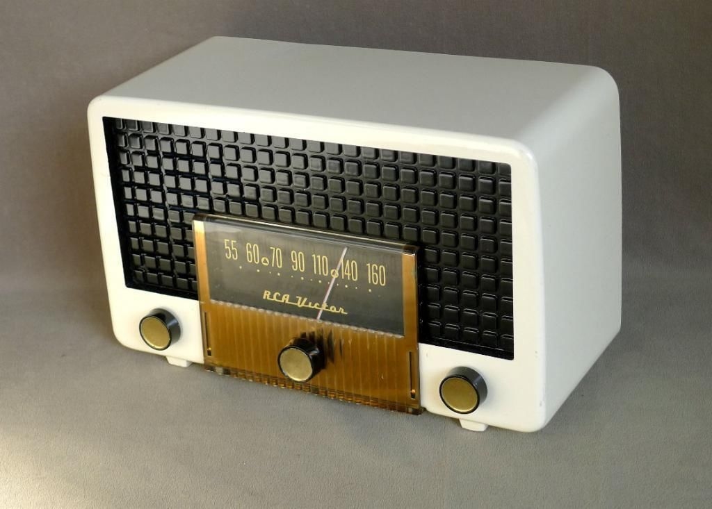 RCA Model 5 X 562 Antique Tube Radio From 1955 Fine Working Example | eBay