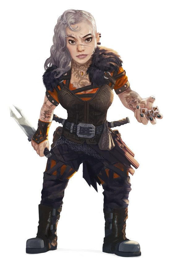 Female Gnome: Pin By Dakota Graves On Character Study In 2019