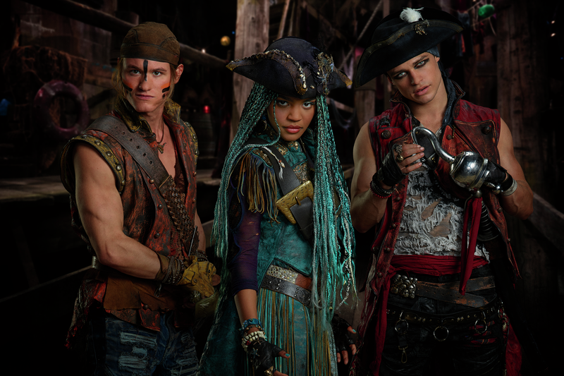 disney's descendants 2 movie - 800×533