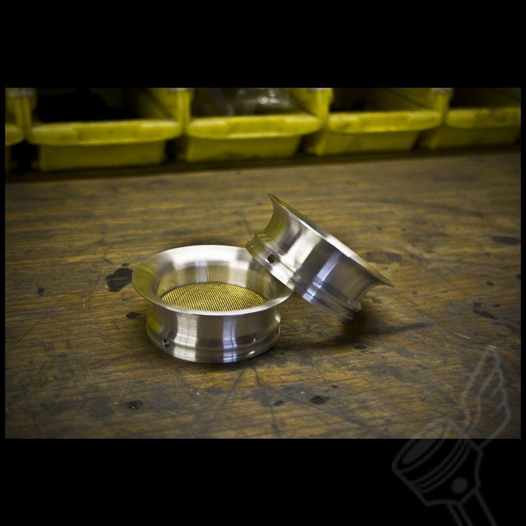 Machine Finished Aluminum