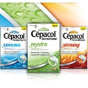 Free Sample Cepacol Throat Lozenges Throat Lozenge Free Samples