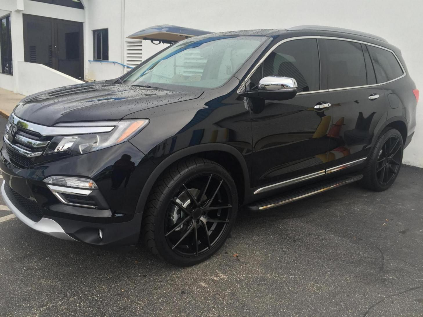 2016 Honda Pilot Loving The Rims On It