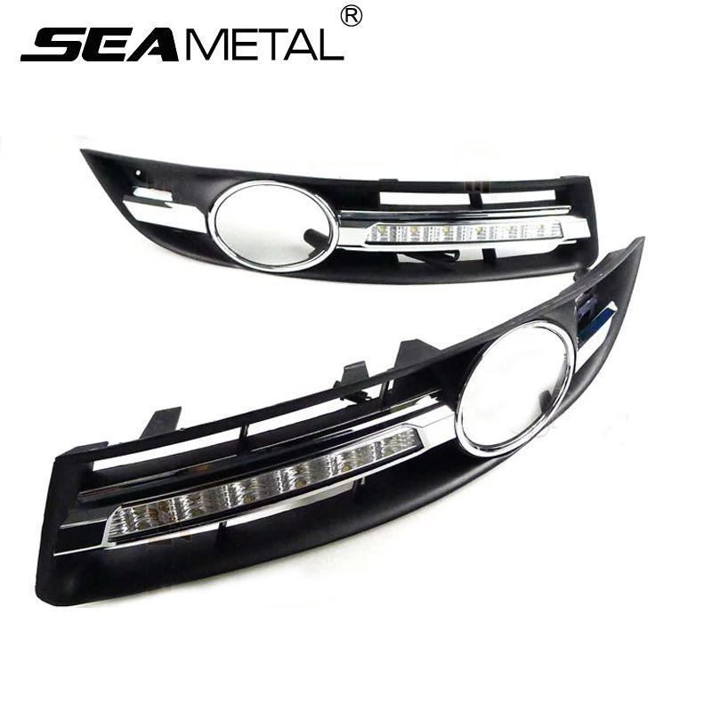 Free Shipping Buy Best Car 12v Led Drl Daytime Running Light For