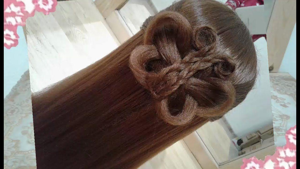 Como Hacer Peinados Recogidos De Mariposa Para Nina Con Trenzas - Trenzas-faciles-para-nia