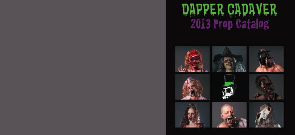 Dapper Cadaver - Pro Halloween Props for Sale  Rental \u2013 Horror