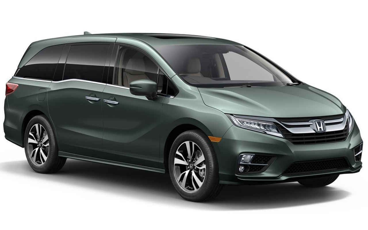 2019 honda odyssey redesign info and release date