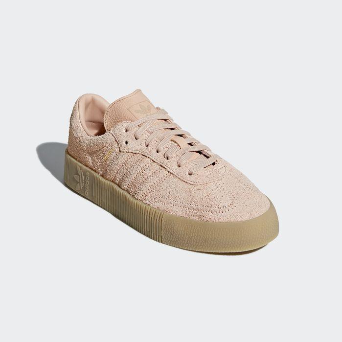brand new 991bd a4e56 Samba Rose Shoes Ash Pearl 10.5 Womens