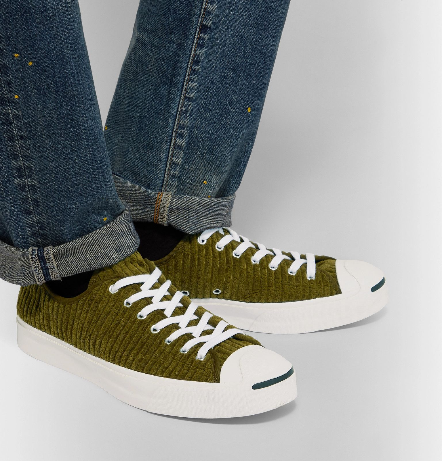 CONVERSE JACK PURCELL OX RUBBER. #converse #shoes