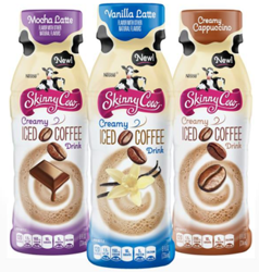 FREE Skinny Cow Creamy Iced Coffee 8oz Drink at Meijer